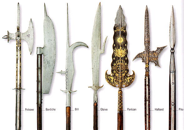 The weapons and armor of goode's company
